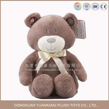 Cherry Chen Mainan Mewah Produsen Terima Kustom Besar Boneka Beruang