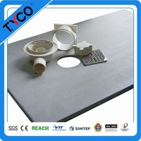 Modified Cement Surface Shower Pan For Bathroom