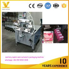 Automatic Sanitary Napkin Packing, Automatic Sanitary Napkin Packing