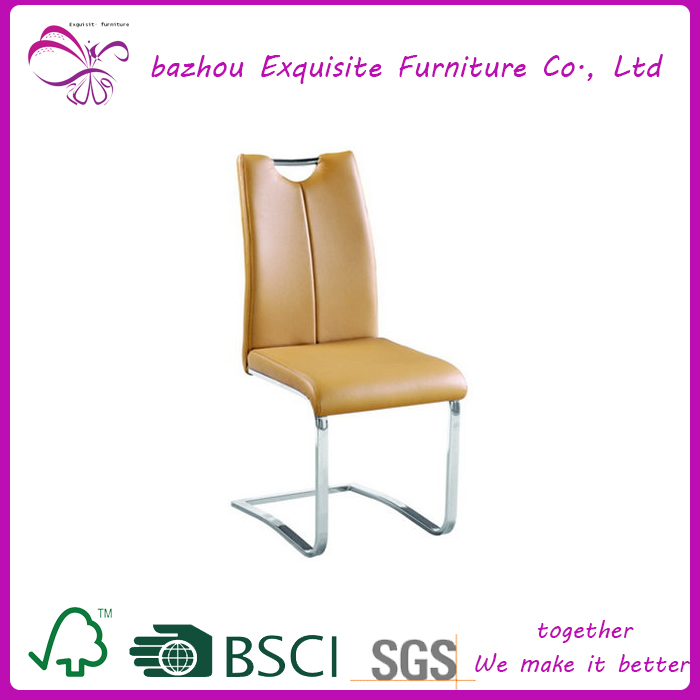 Hot Sales Modern Chrome Plated Frame Dining Chair