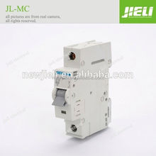 JIELI MC OEM/ODM 1 amp 63 amp mcb with competitive price 4 pole