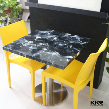 Dubai Style Portable Clear Acrylic Table And Chairs Set Part 79