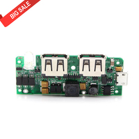 Power bank pcba mobile charger pcb circuit 5v 1a