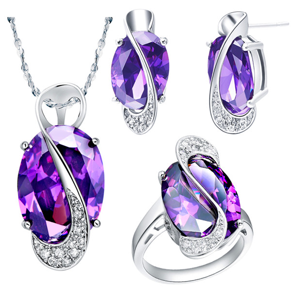925 Set Silver sterling , quick shipping, cheap price <strong>jewelry</strong>