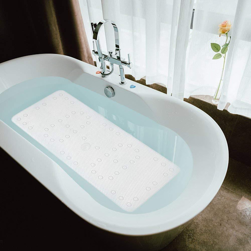 """Buy Non-slip PVC Foam Floor Mat for Bathtub Spa Shower 28""""x ..."""