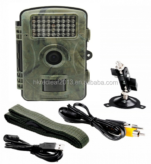 Wholesale Digital Trail Hunting Camera RD1001 120 degree wide angle lens