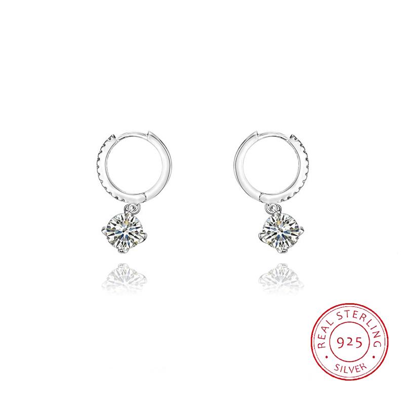 c7d65308b504 Simple fina perla pendientes de fantasía accesorios de joyería de plata  para ...