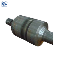 Forged stainless steel centrifugal chilled cast jumbo master iron roll