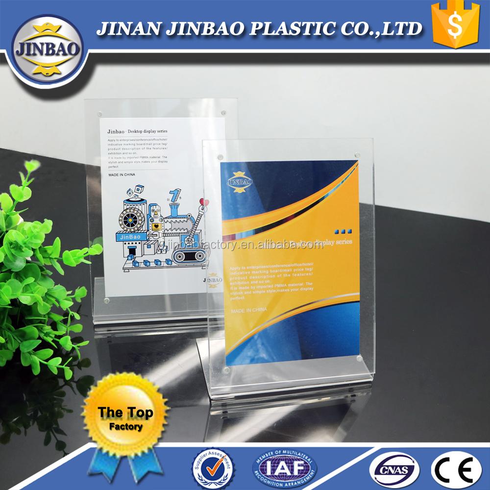 Plastic Acrylic Calendar Frames Holder, Plastic Acrylic Calendar ...