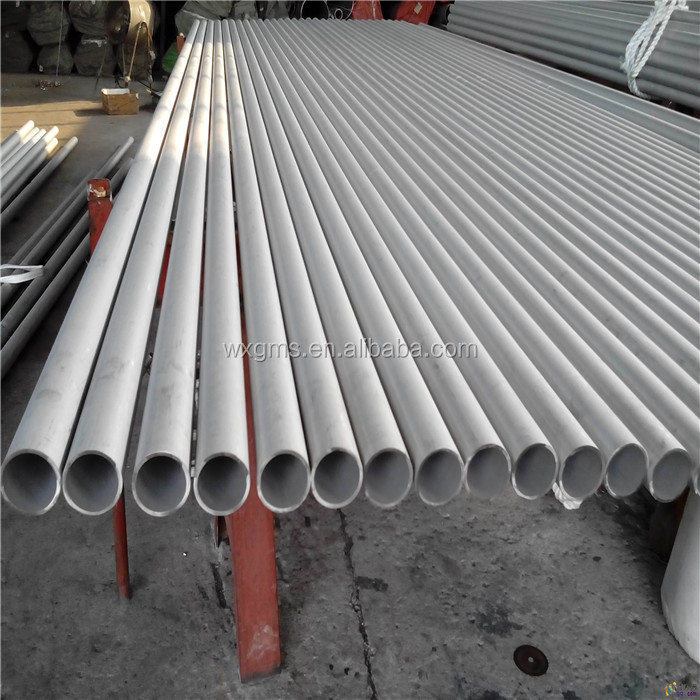 UNS S32760 Zeron 100 super duplex stainless steel seamless pipe