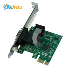 Computer pci express serial card PCIe 1 one port 2 two port Manufacturer