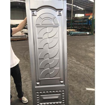 Kenya 1.2mm stamped stainless steel sheet door skin manufacturer