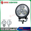led tractor working lights,factory price 9w 3.2inch 630lm led tractor working lights