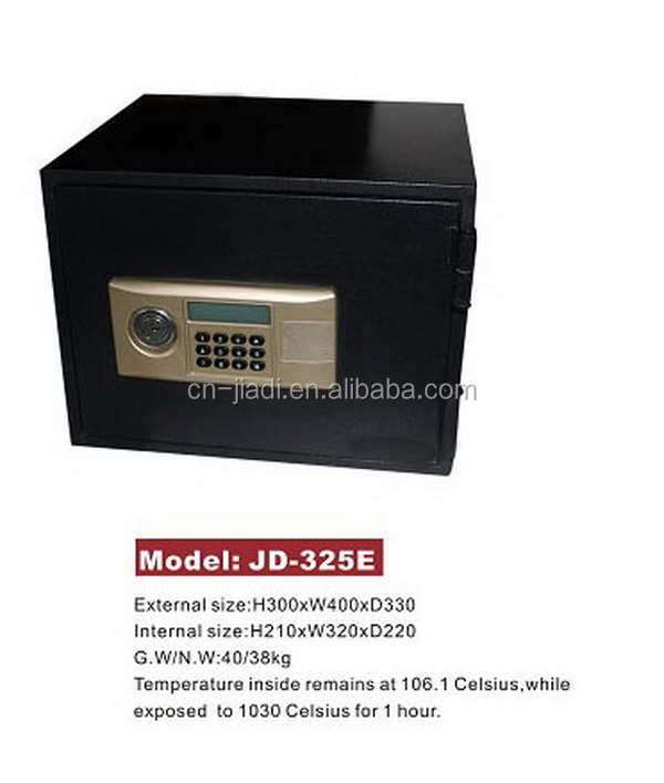 Top quality antique steel electronic keypad gun safe