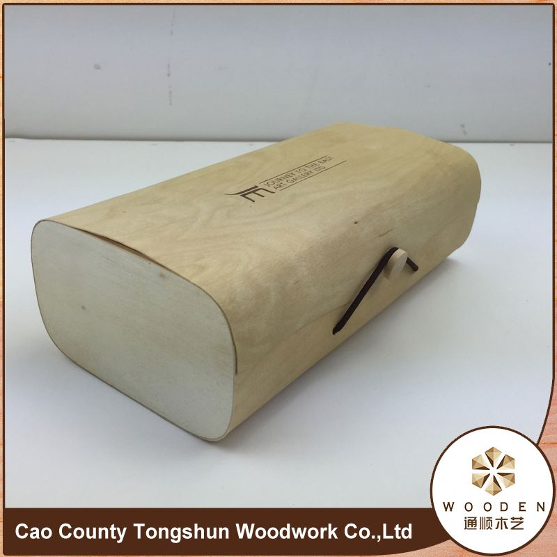 Custom Wood Set Cosmetic Gift Packaging Box