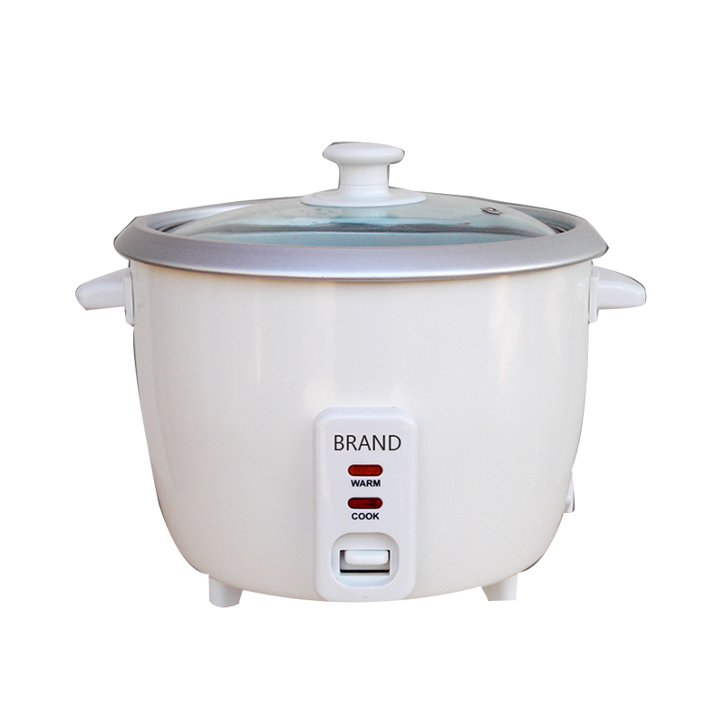 220V Mini Electric Industrial Water Battery Power Rice Cooker For Hotel