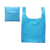Pliable personnalisé nylon polyester impression shopping bag