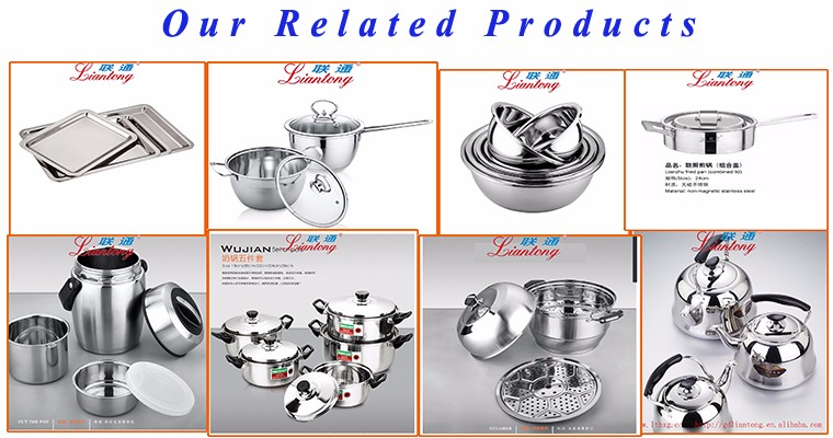 gn pan manufacturers full size set stainless Steel ice cream pan with electrolysis light surface treatment