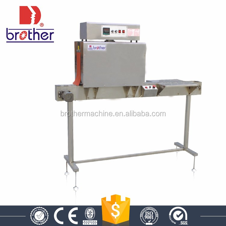 Brother BSD1535S Custom sleeve Label Thermal Shrink Packing Machine