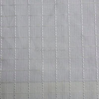 Hotel 100% polyester fabric sequin embroidery on tulle fabric