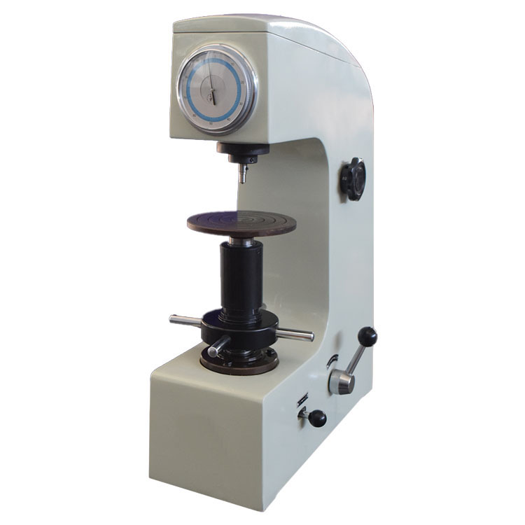Factory sale HR-45A Surface Rockwell Hardness Tester price Determination of the surface Rockwell hardness of ferrous metals