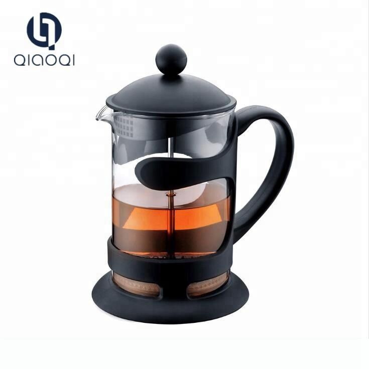 Französische Kaffeepresse 800ml Promotion Borosilikatglas French Press / Kaffeekolben