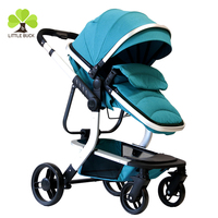Shopping buggy stroller baby with car seat/china baby stroller 2016 manufacturer/baby stroller 3 in 1 organizer