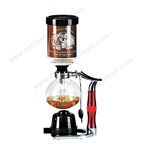 Guangdong Supplier Shinelong Commercial Royal Syphon Coffee Maker