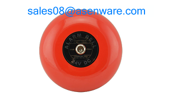 Fire alarm 95 db 150 mm 6 '' fire alarm bell