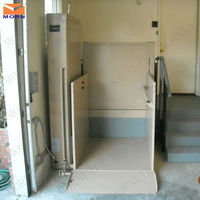 handicapped equipment lift with CE