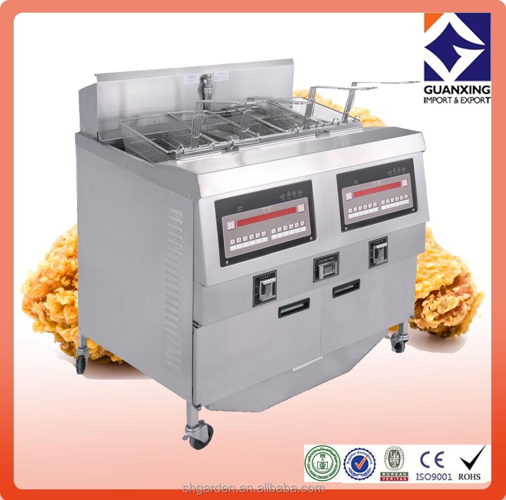 Commercial restaurant equipments restaurant kitchen equipment frying machine