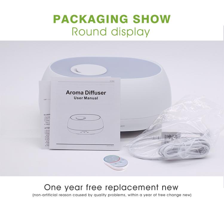 2019 最新の高品質電気香水ディスペンサー装飾加湿器エッセンシャルオイルディフューザー