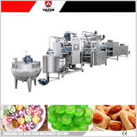 candy making machine /candy production line /soft and hard candy production line