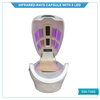 Hot new products for 2018 far infrared ray products spa capsule