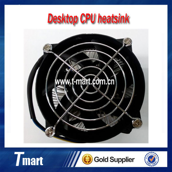 100% working new 1155 1156 1150 I3 I5 I7 cpu fan heatsink mute Tongxin 4-wire 4P