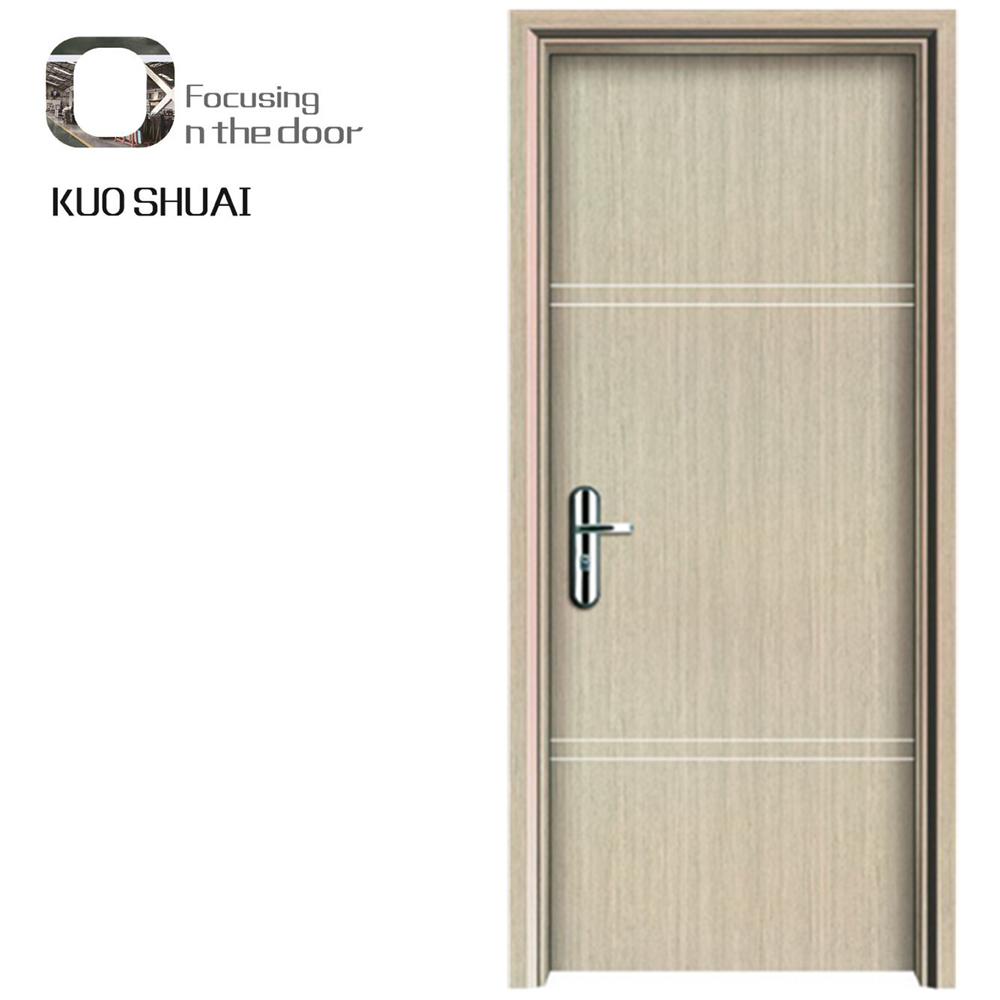 Wpc Doors Design Plastic Bathroom Wooden Waterproof Door Buy Wpc