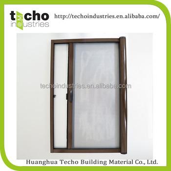 Gentil China Wholesale Market Accordion Screen Door