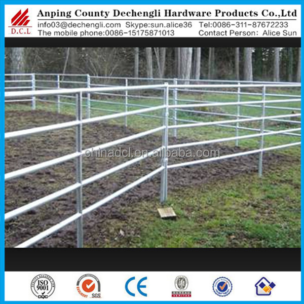 farm and ranch equipment/cattle corral panels