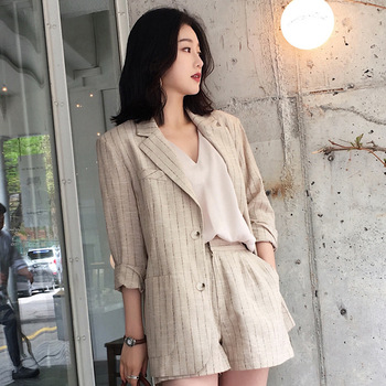 2018 Summer Women Blazer Suit And Shorts Women Business Suits , Buy Women  Business Suits,Women Blazer,Short Pants Product on Alibaba.com