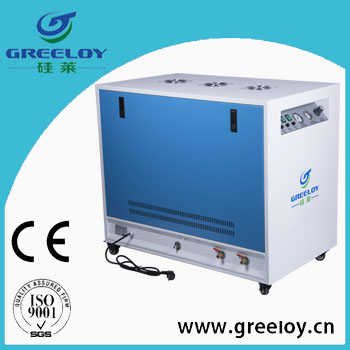 Industrial iveco air compressor for drilling rig