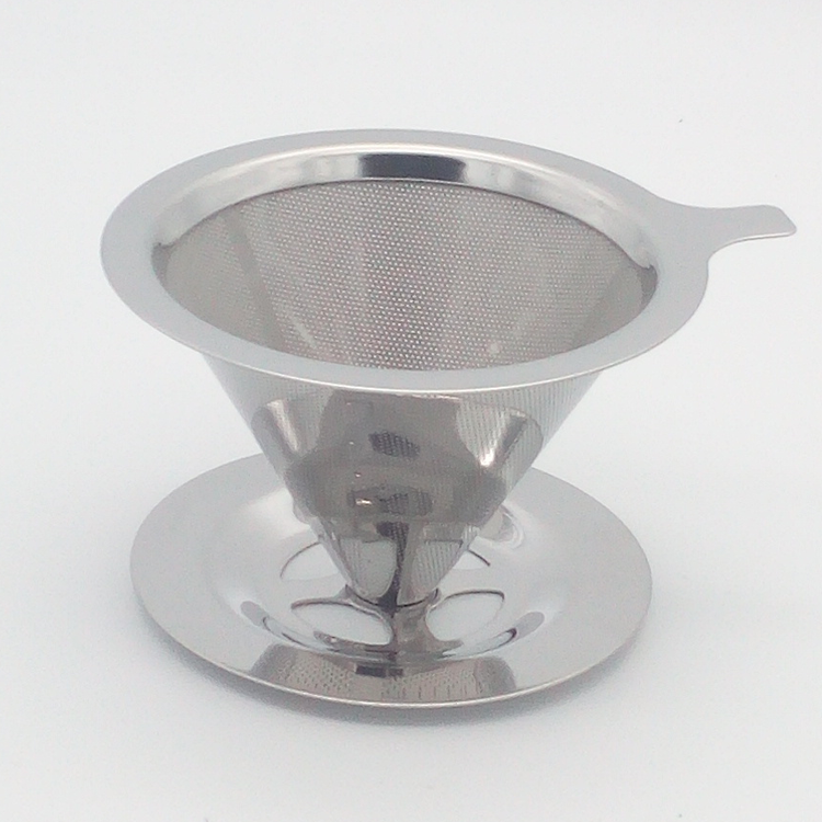 Hot Sale Stainless Steel Vietnamese Coffee Filter With Stand Buy Vietnamese Coffee Filter Vietnam Coffee Filter Coffee Filter Product On Alibaba Com