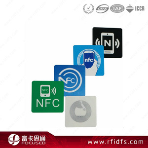 Customized Passive Nfc Wifi Rfid Tag For Stock Tracking