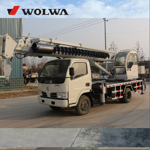8 ton load capacity truck crane for sale