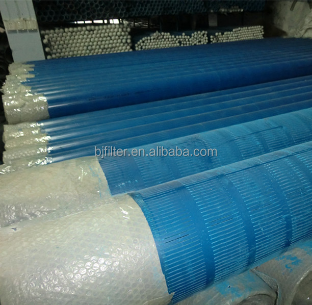 factory high pressure colored water filter slotted pvc pipe hydroponic system