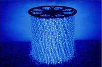 Blue with CE Rohs Led Rope Lights Outdoor