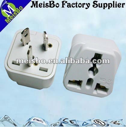 Australian Chinese type power adapter multi plug with 3 pins
