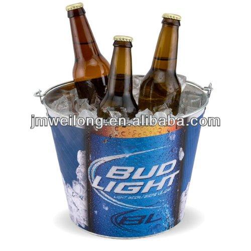 Amazing Bud Light Full Color Metal Beer Bucket   Buy Bud Light,Full Color  Bucket,Full Color Metal Beer Bucket Product On Alibaba.com Idea