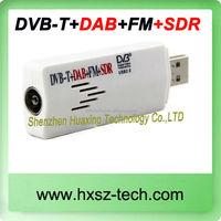 RTL2832U & R820T DVB-T RTL-SDR+DAB+FM USB Digital TV Tuner