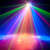 Multi-effect LED Gobo Strobe Chase Laser effect 4in1 Party Disco Light