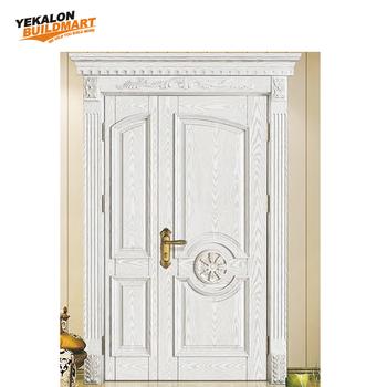Entrance Teak Wood Double Main Door Wood Carving Design Buy Wooden Double Door Designs Teak Wood Double Door Design Main Door Wood Carving Design